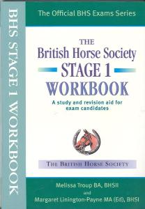 Picture of BHS Stage 1 official workbook