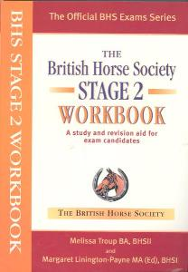 Picture of BHS stage 2 official workbook