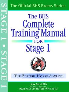 Picture of BHS Complete Training manual for stage 1