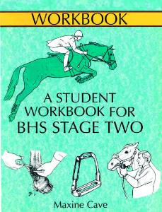 Picture of Course companion for BHS stage 2
