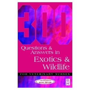 Picture of 300 Questions & Answers in Exotics and Wildlife
