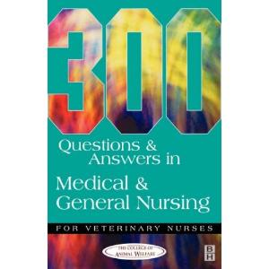 Picture of 300 Questions & Answers in Medical and General Nursing