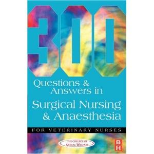 Picture of 300 Questions & Answers in Surgical Nursing and Anaesthesia