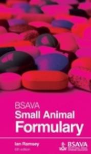 Picture of BSAVA Small Animal Formulary (6th Ed)