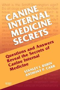Picture of Canine Internal Medicine Secrets