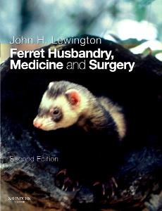 Picture of Ferret Husbandry, Medicine and Surgery (2nd Ed)