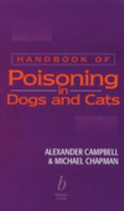 Picture of Handbook of Poisoning in Dogs and Cats