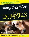 Picture of Adopting a Pet for Dummies