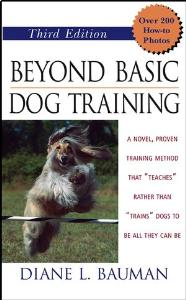 Picture of Beyond Basic Dog Training (3rd Ed)
