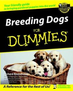 Picture of Breeding Dogs For Dummies