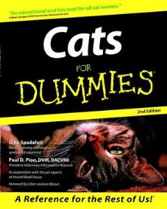 Picture of Cats for Dummies (2nd Ed)