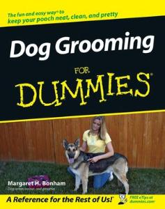Picture of Dog Grooming for Dummies
