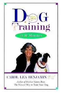Picture of Dog Training in 10 Minutes