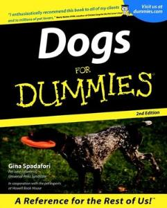 Picture of Dogs for Dummies (2nd Ed)