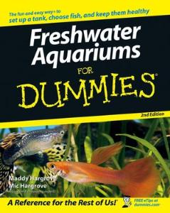 Picture of Freshwater Aquariums for Dummies (2nd Ed)