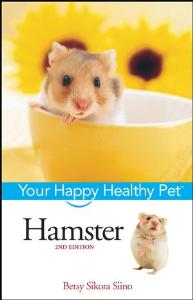 Picture of Hamster: Your Happy Healthy Pet