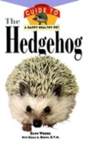 Picture of Hedgehog (The): An Owner's Guide to a Happy Healthy Pet