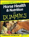 Picture of Horse Health and Nutrition for Dummies