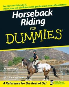 Picture of Horseback Riding for Dummies