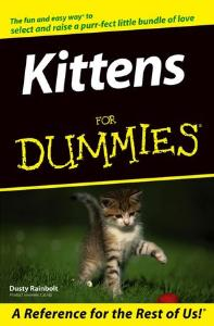 Picture of Kittens for Dummies