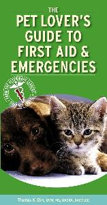 Picture of Pet Lovers Guide to First Aid and Emergencies, The