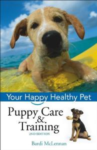Picture of Puppy Care and Training: Your Happy Healthy Pet TM (2nd Ed)
