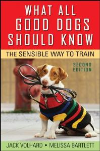 Picture of What All Dogs Should Know: The Sensible Way to Train (2nd Ed)