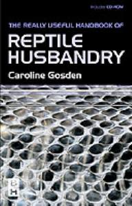 Picture of Really Useful Handbook of Reptile Husbandry