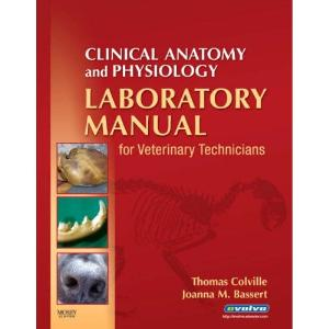 Picture of Clinical Anatomy and Physiology Laboratory Manual for Veterinary Technicians