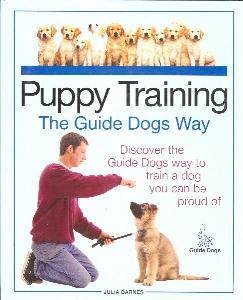 Picture of Puppy Training the Guide Dogs Way