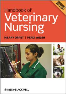 Picture of Handbook of Veterinary Nursing (2nd Ed)