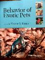 Picture of Behavior of Exotic Pets