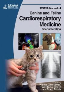 Picture of BSAVA Manual of Canine and Feline Cardiorespiratory Medicine