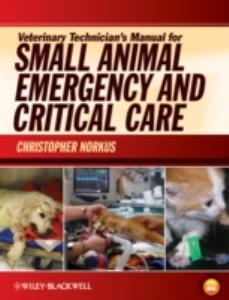 Picture of Veterinary Technician's Manual for Small Animal Emergency and Critical Care