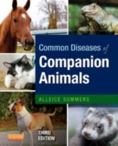 Picture of Common Diseases of Companion Animals (3rd Edition)