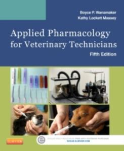 Picture of Applied Phamacology for Veterinary Technicians (5th Edition)
