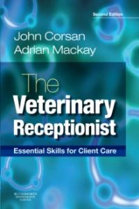 Picture of Veterinary Receptionist: Essential Skills for Client Care