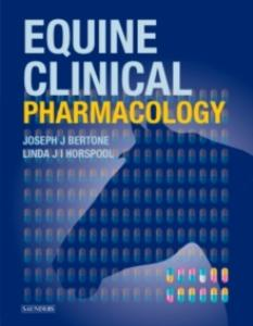 Picture of Equine Clinical Pharmacology